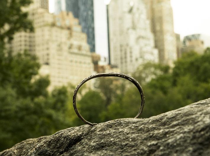 Radici Bracelet, Open, L 68 mm 3d printed