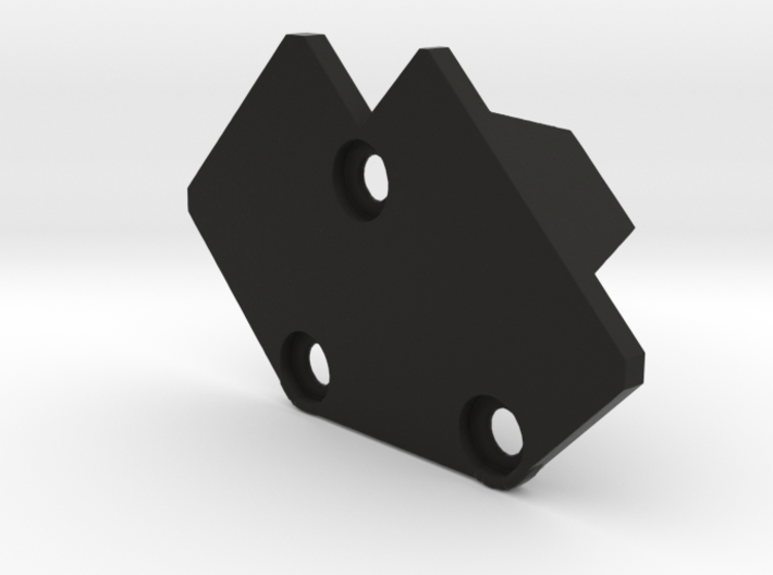 X8R Mount Cover 3d printed