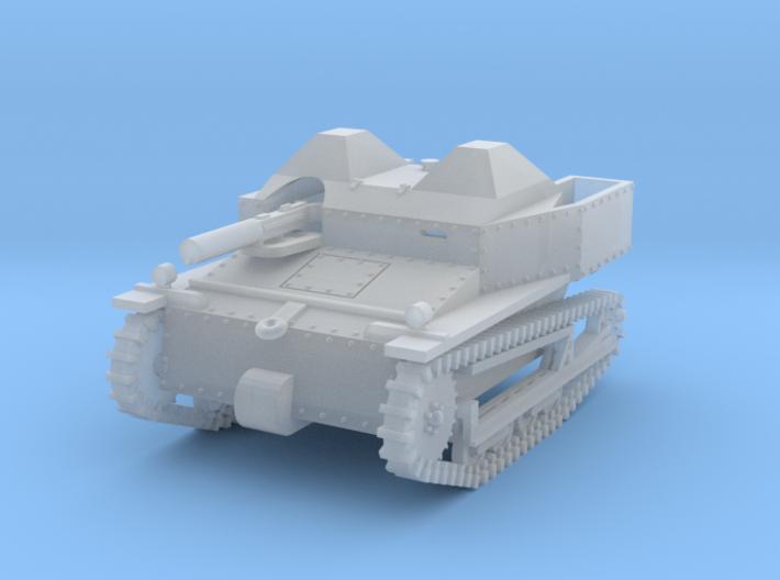 PV80C Carden Loyd Mk VI (1/87) 3d printed