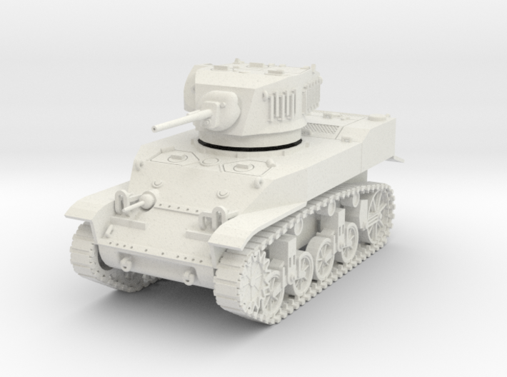 PV92 M5A1 Late Production (1/48) 3d printed
