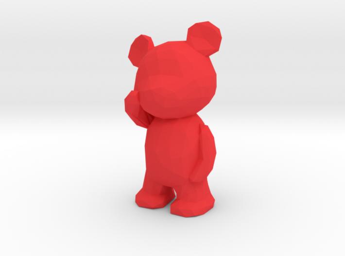 Thinking Teddy Bear - small 3d printed