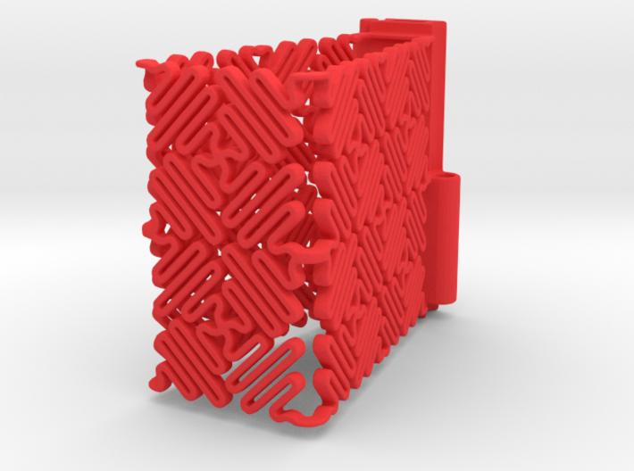 Ruff Style 1 (One Segment) 3d printed