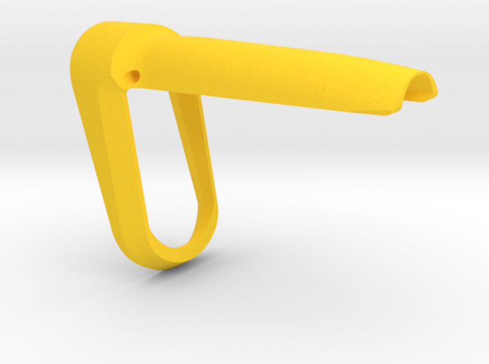 P-09 Backstrap Funnel (S) 3d printed