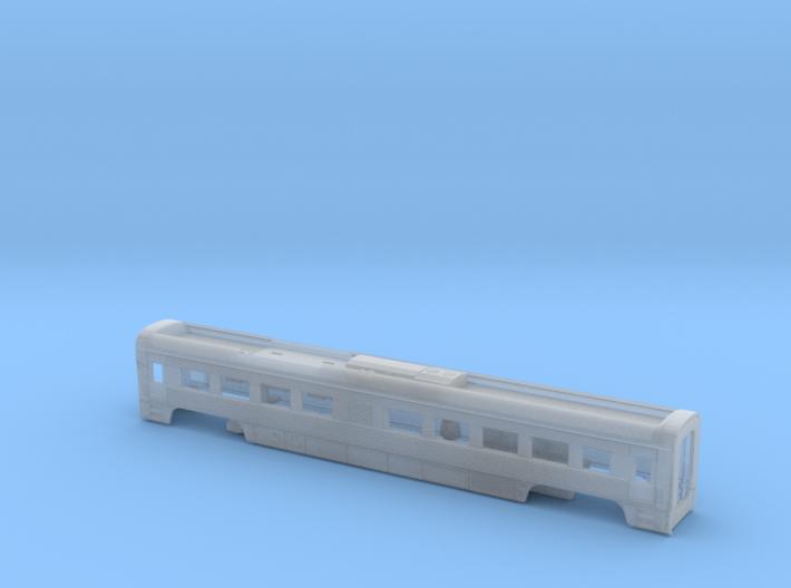 N.02A - Part A - V/Line V'Locity DMU Carriage - 3d printed