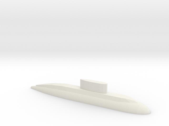 Kilo-class, 1/2400 3d printed