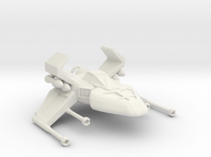 Pyro Gx Fighter 3d printed