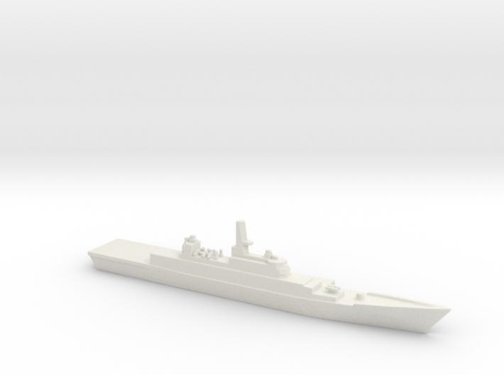 Strike Cruiser MK II, 1/3000 3d printed
