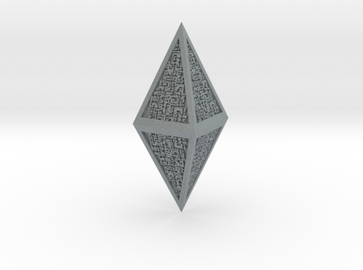 Hedron - Magic The Gathering 3d printed