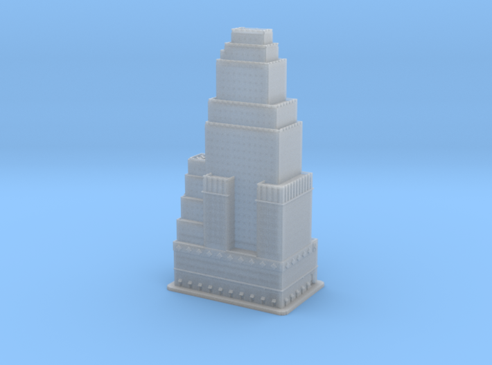 New York - 745 5th Ave 3d printed