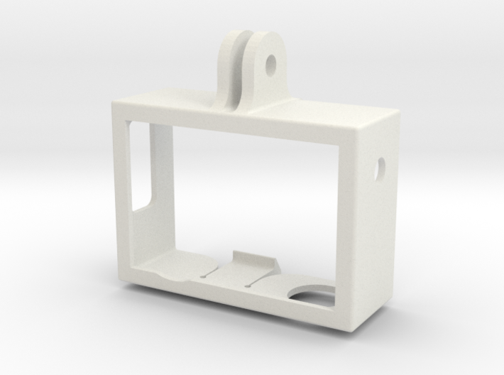 GoPro Camera Light Weight Cage Frame 3d printed