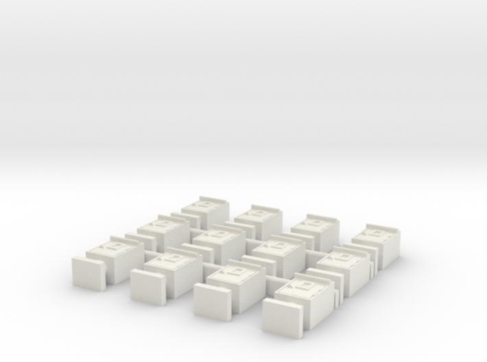 Square-print Ver 3d printed