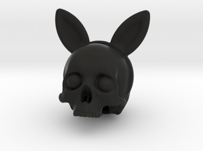 Bunnyears Skull - Halloween 3d printed