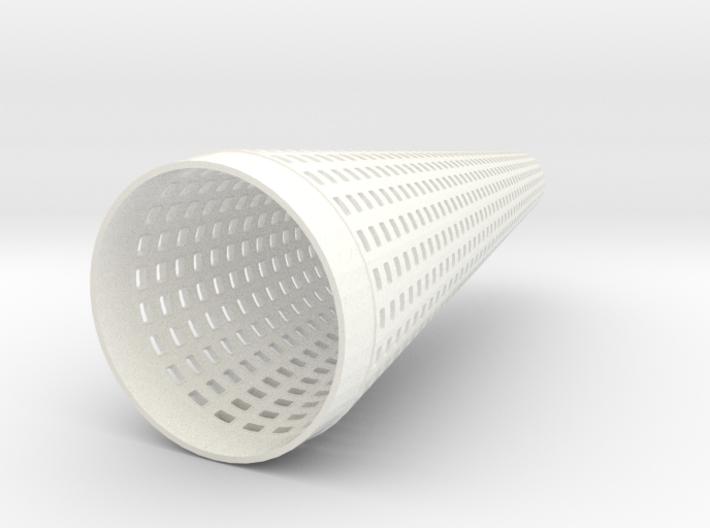Infinity Binocular Lamp 3d printed