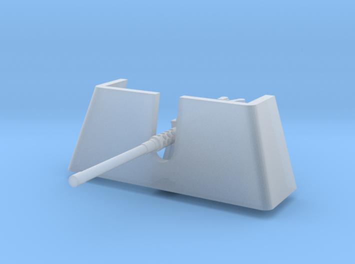 EQ19A M2 Pedestal Mount ACAV (28mm) 3d printed