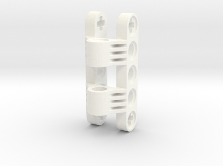 Gearcase for Helical gears 8z 3d printed