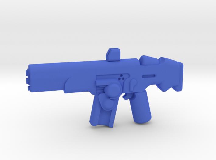 Omolon Rifle 3d printed