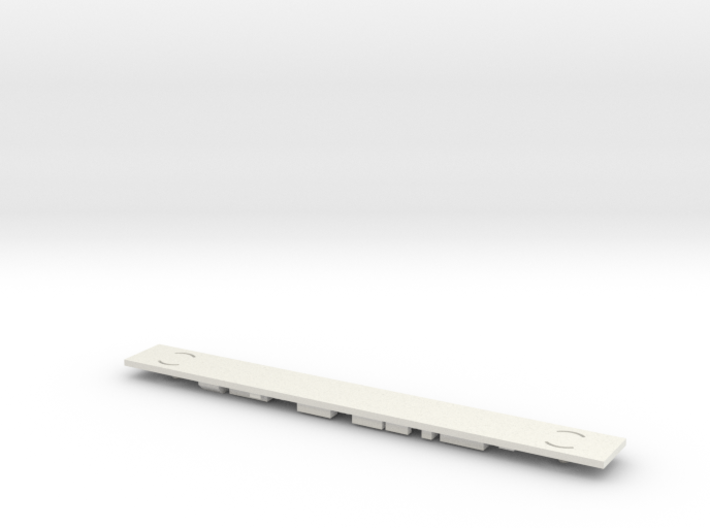 Amfleet Chassis Generic N Scale 3d printed
