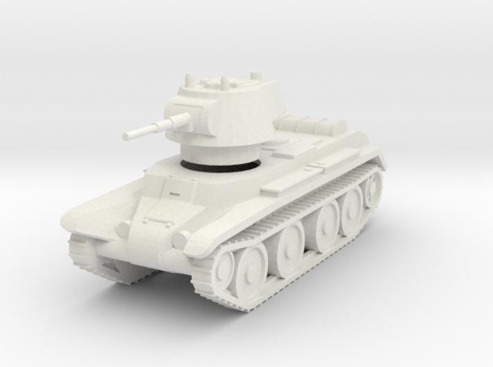 FW10 BT7 Fast Tank (1/100) 3d printed