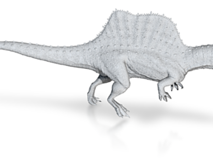 Spinosaurus 3d printed