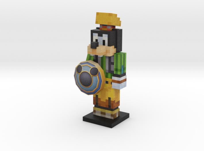 KH Goofy 3d printed