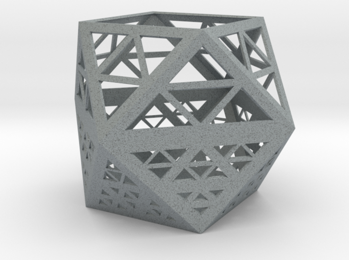 Pencil Holder 16 In Thck 10112015 3d printed