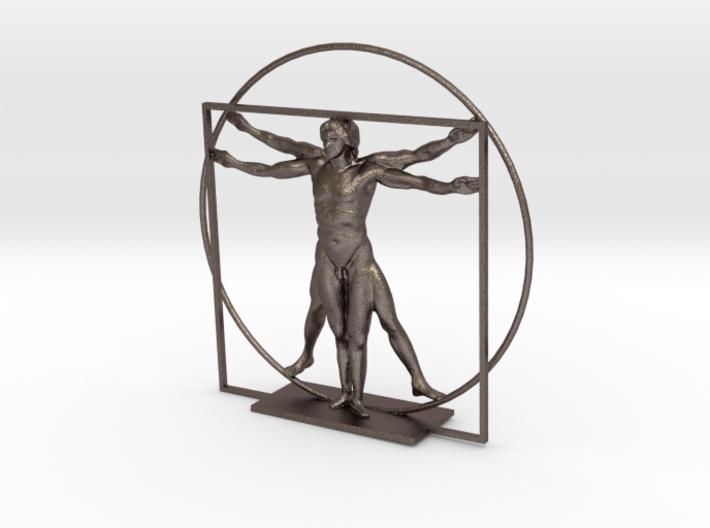 The Vitruvian Man - Antiques 3d printed