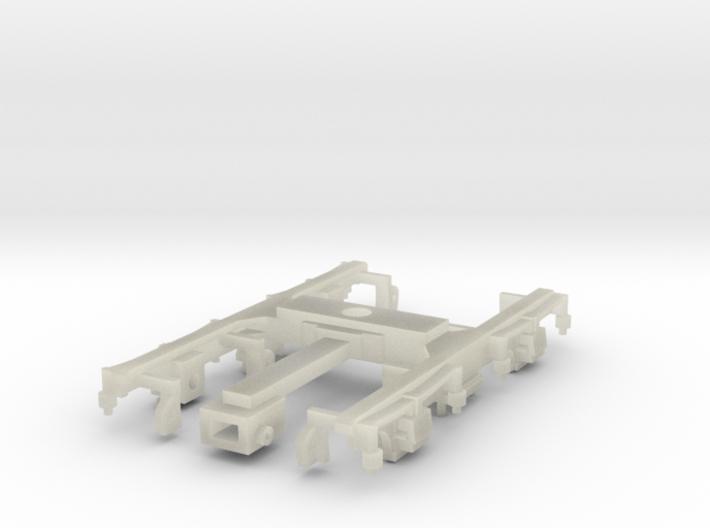 K1 M1 M2 K3 Bogie With Pocket 3d printed