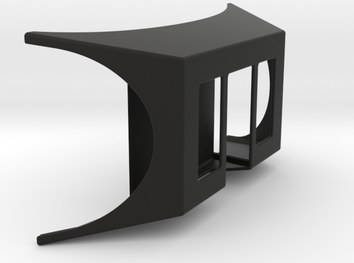 Stereo Enhancing Googles 3d printed