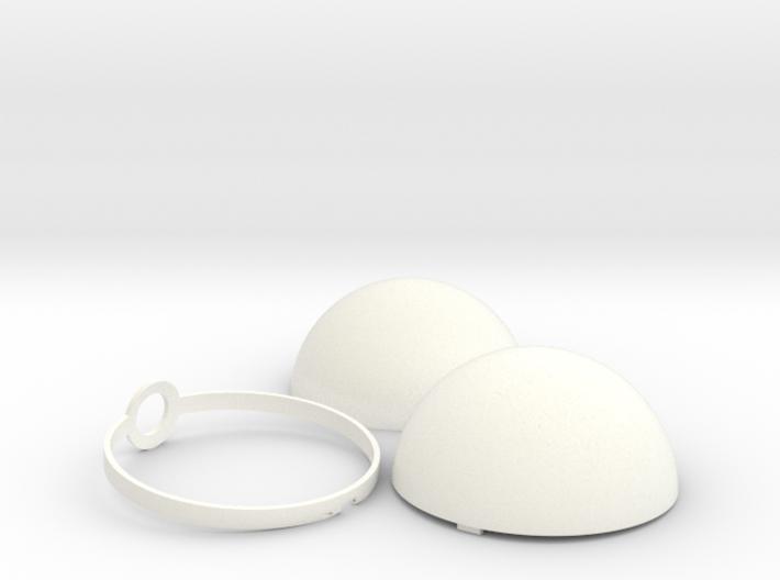 Opening Pokeball 3d printed