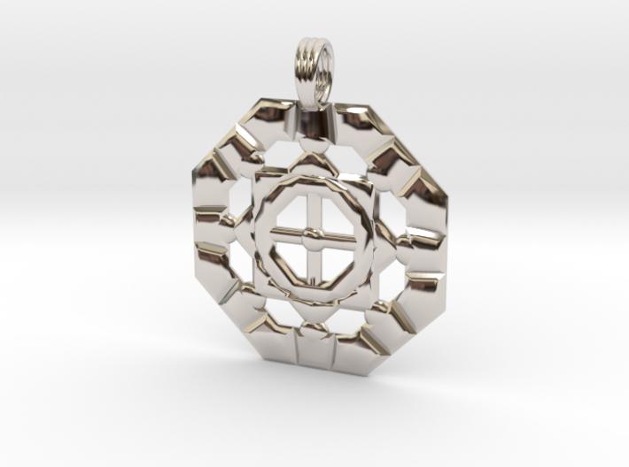 MYSTICAL CYCLONE 3d printed