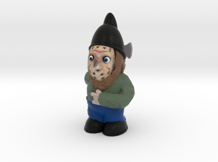 boOpGame Shop - Halloween - Jason Dwarf 3d printed Halloween - Jason Dwarf