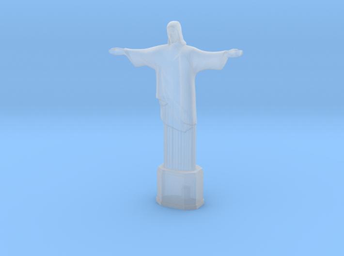 Christ the Redeemer 3d printed