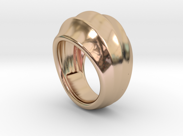 Good Ring 14 - Italian Size 14 3d printed