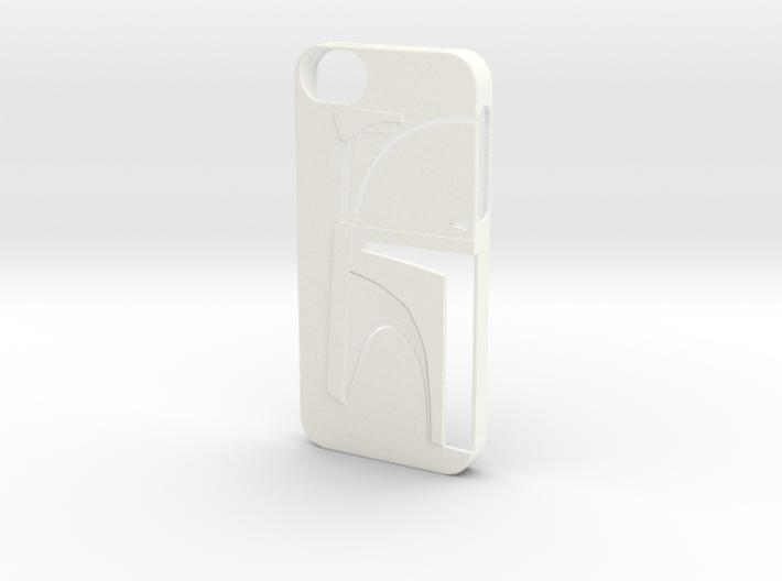 Bounty Hunter Iphone 5 Case V2 3d printed