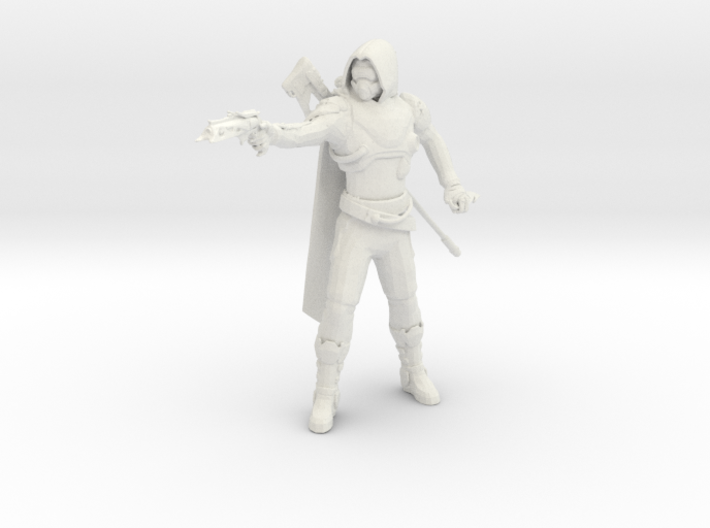 Gunslinger for theothermc 3d printed