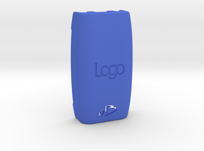 DNA200 - Personalised Ergonomic Extended Back 3d printed