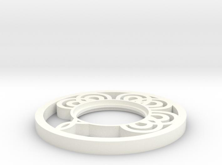 Lightsabers Medieval Tsuba 3d printed