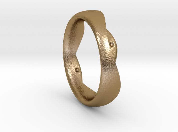 Swing Ring elliptical 18.5 mm inner diameter 3d printed