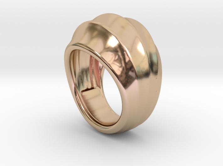 Good Ring 25 - Italian Size 25 3d printed