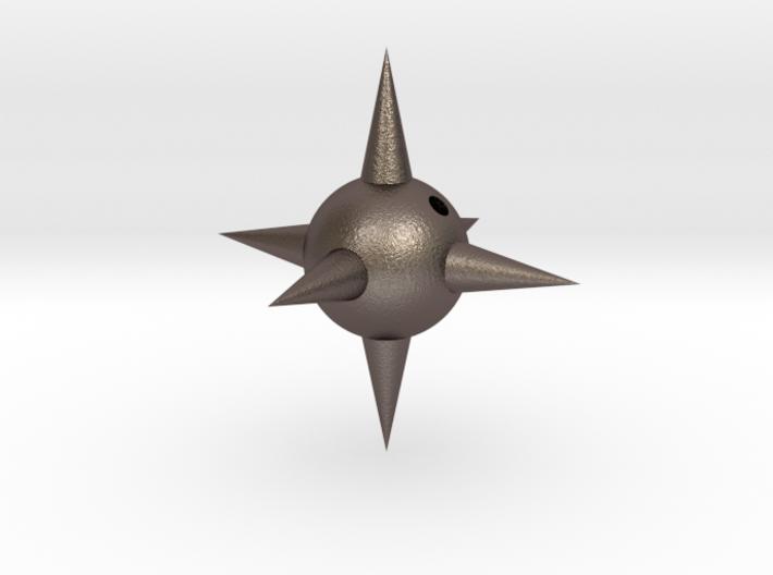 Spike Ball 2.0 3d printed
