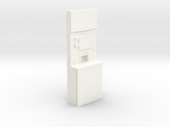 Coffee Wall 3d printed