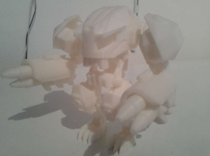 Kmt Skeleton Warrior Complete 3d printed