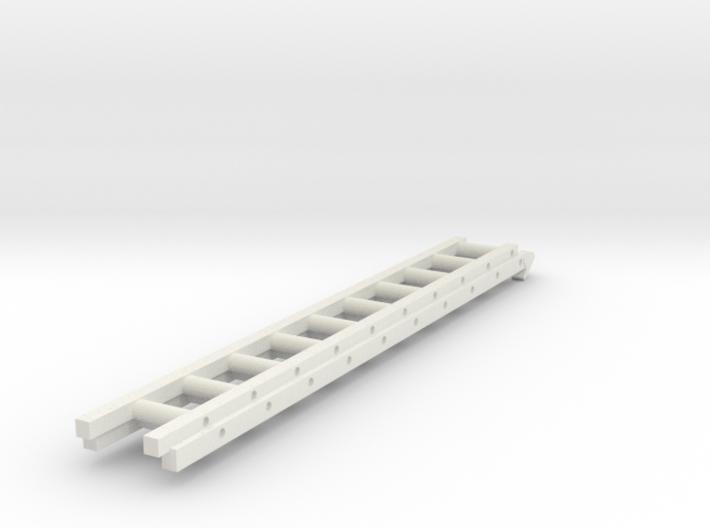HO 1/87 Ladder segarve high pressure pumper 3d printed