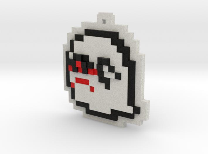 Boo Hide - M2 3d printed