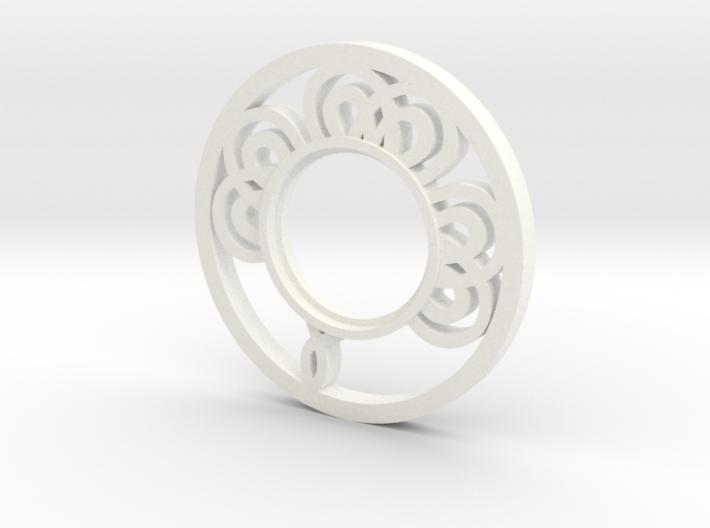 MHS compatible Medieval Tsuba 3d printed