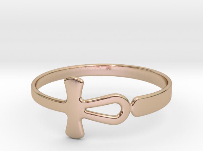 Anhk Bracelet 65 3d printed