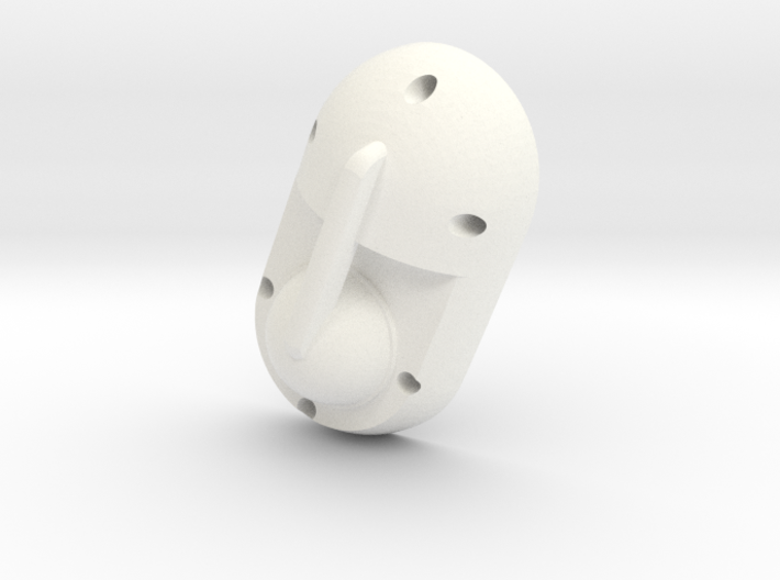 Mecha Glove - ScorpionBox - Lightbox Lid 3d printed