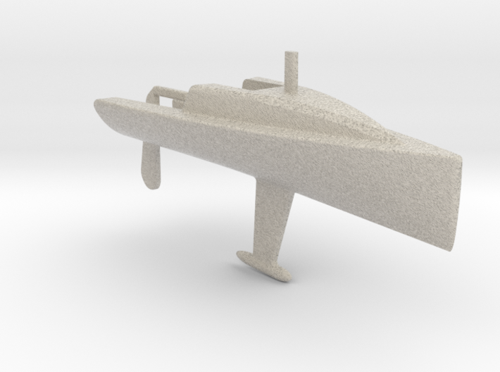 PROTOSAIL 28 3d printed