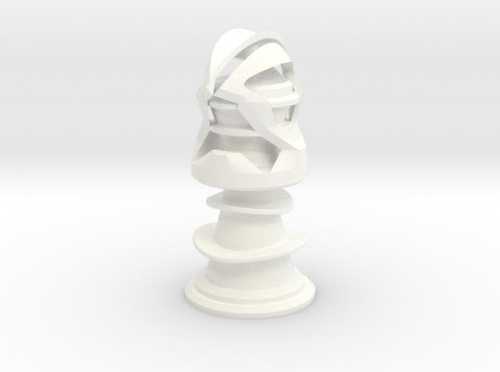 Chess Set Rook 3d printed