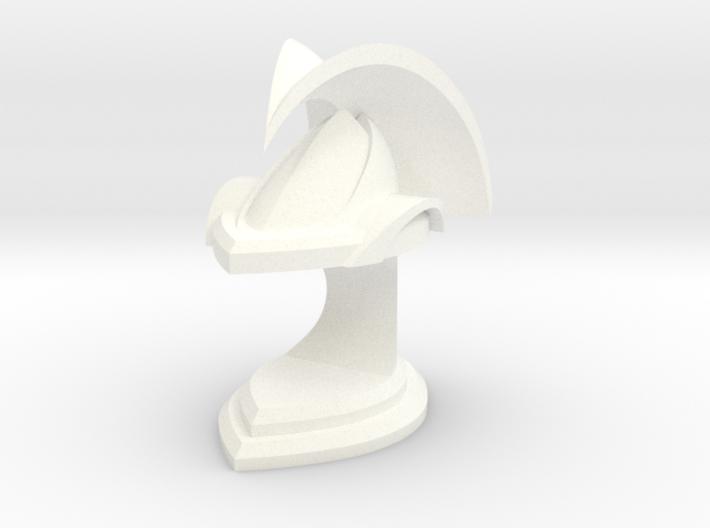 Chess Set Pawn 3d printed